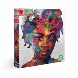 Puzzle 1000 pièces Angela