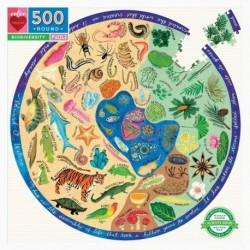 Puzzle 500 pièces Biodiversity