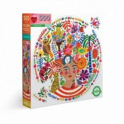 Puzzle 500 pièces Positivity