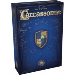 Carcassonne 20 ans