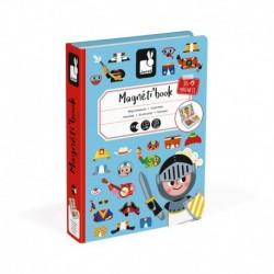 Magnéti'book Déguisements garçon