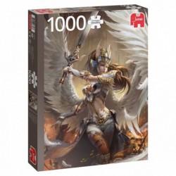 Puzzle 1000 pièces - Ange guerrier