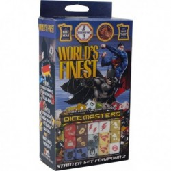 Dice Masters : DC - World's Finest - Starter