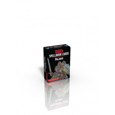 Donjons & Dragons - 5ème édition - Cartes de sorts: Paladin