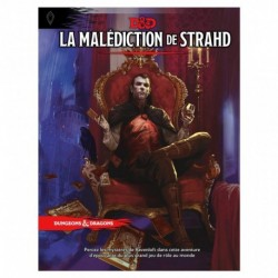 Donjons & Dragons - 5ème édition - La malédiction de Strahd