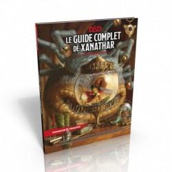 Donjons & Dragons - 5ème édition - Le guide complet de Xanathar