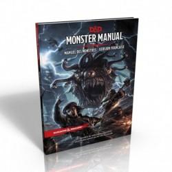 Donjons & Dragons - 5ème édition - Manuel des monstres