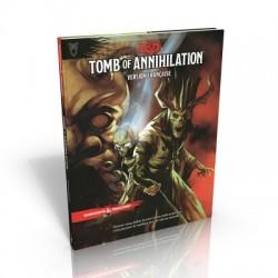 Donjons & Dragons - 5ème édition - Tomb of Annihilation