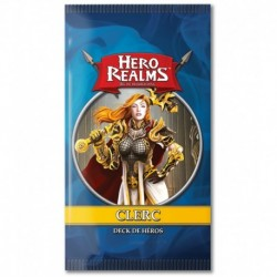Hero Realms - Deck de héros : Clerc