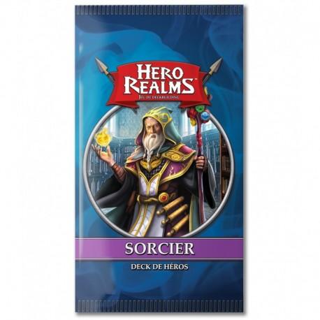 Hero Realms - Deck de héros: Sorcier