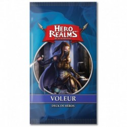 Hero Realms - Deck de héros : Voleur